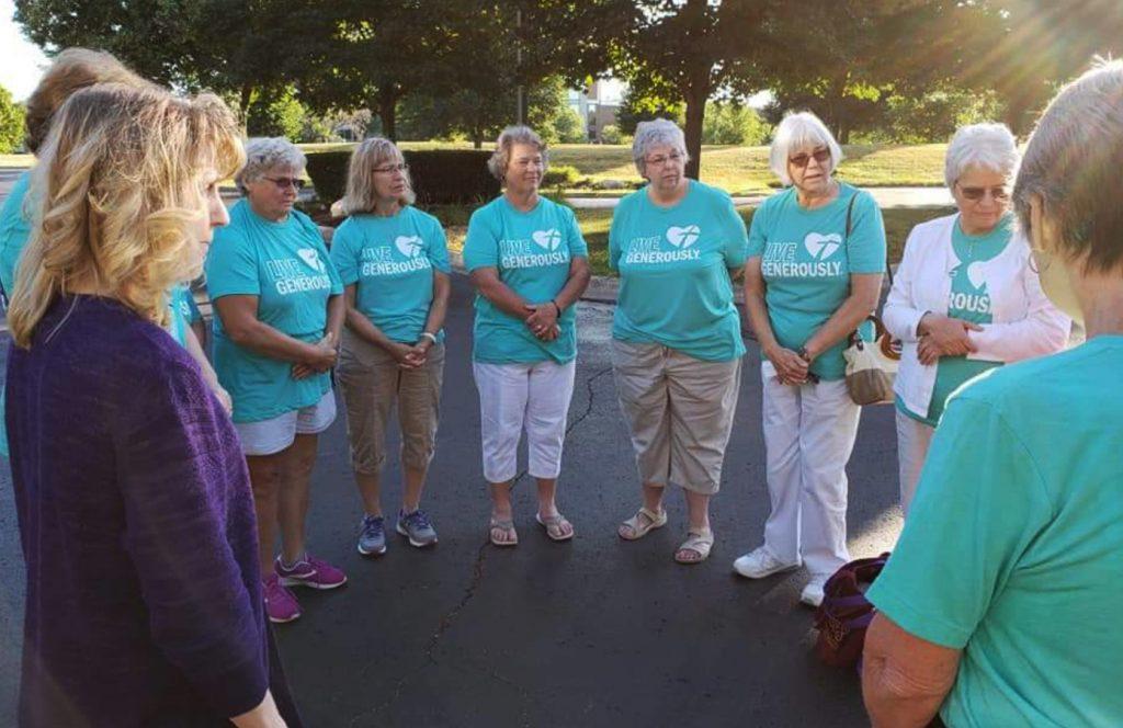 North West District Lutheran Women's Mission League